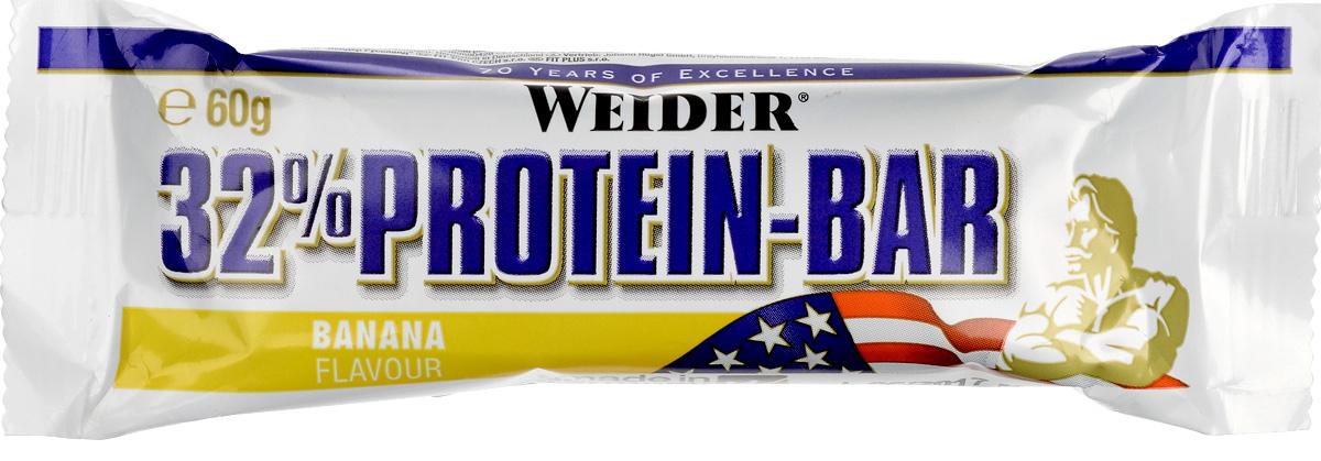 """�������� ����������� Weider """"32% Protein Bar"""", �����, 60 �"""