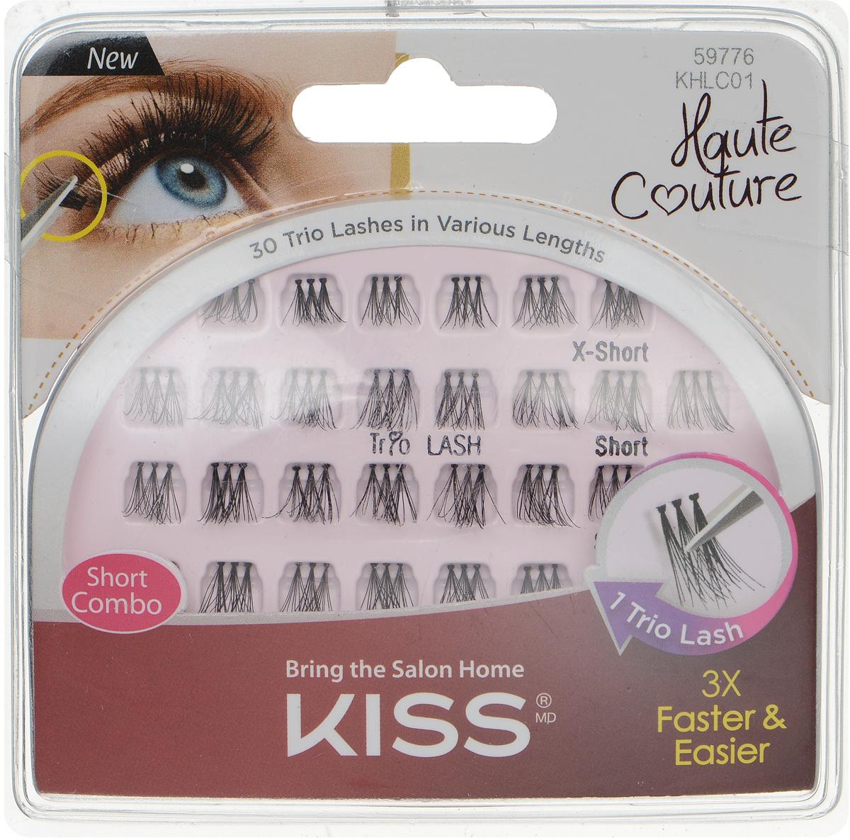 Kiss Haute Couture Накладные пучки