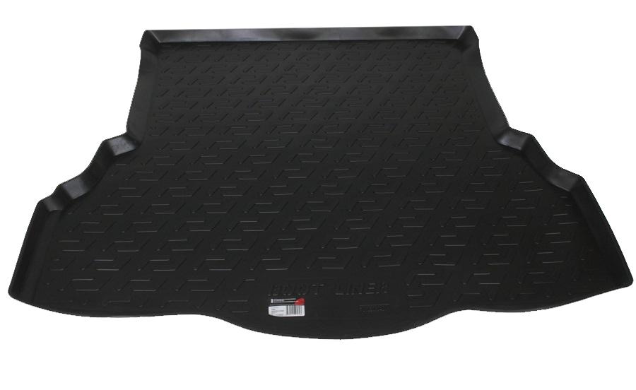 Коврик в багажник L.Locker, для Ford Mondeo V sd (14-)0102060401Коврик L.Locker производится индивидуально для каждой модели автомобиля из современного и экологически чистого материала. Изделие точно повторяют геометрию пола автомобиля, имеет высокий борт, обладает повышенной износоустойчивостью, антискользящими свойствами, лишен резкого запаха и сохраняет свои потребительские свойства в широком диапазоне температур (от -50°С до +80°С).