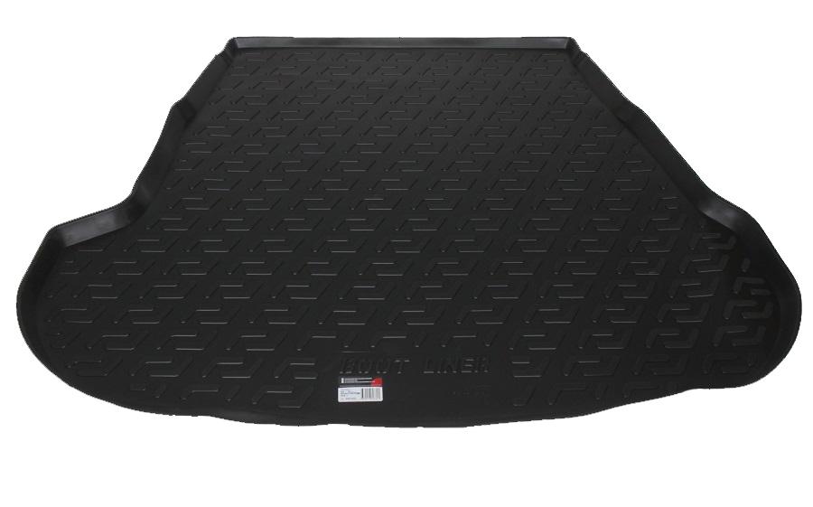 Коврик в багажник Kia Optima III (K5) sd (10-) полиуретан0103110101Коврики производятся индивидуально для каждой модели автомобиля из современного и экологически чистого материала, точно повторяют геометрию пола автомобиля, имеют высокий борт от 4 см до 6 см., обладают повышенной износоустойчивостью, антискользящими свойствами, лишены резкого запаха, сохраняют свои потребительские свойства в широком диапазоне температур (-50 +80 С).