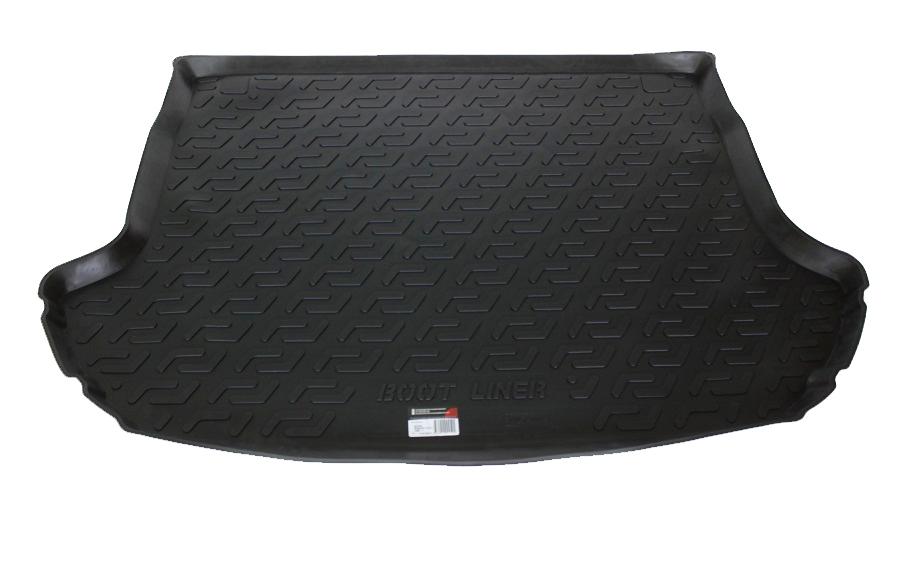 Коврик в багажник Nissan Murano II (Z51) (08-) полиуретан0105140101Коврики производятся индивидуально для каждой модели автомобиля из современного и экологически чистого материала, точно повторяют геометрию пола автомобиля, имеют высокий борт от 4 см до 6 см., обладают повышенной износоустойчивостью, антискользящими свойствами, лишены резкого запаха, сохраняют свои потребительские свойства в широком диапазоне температур (-50 +80 С).