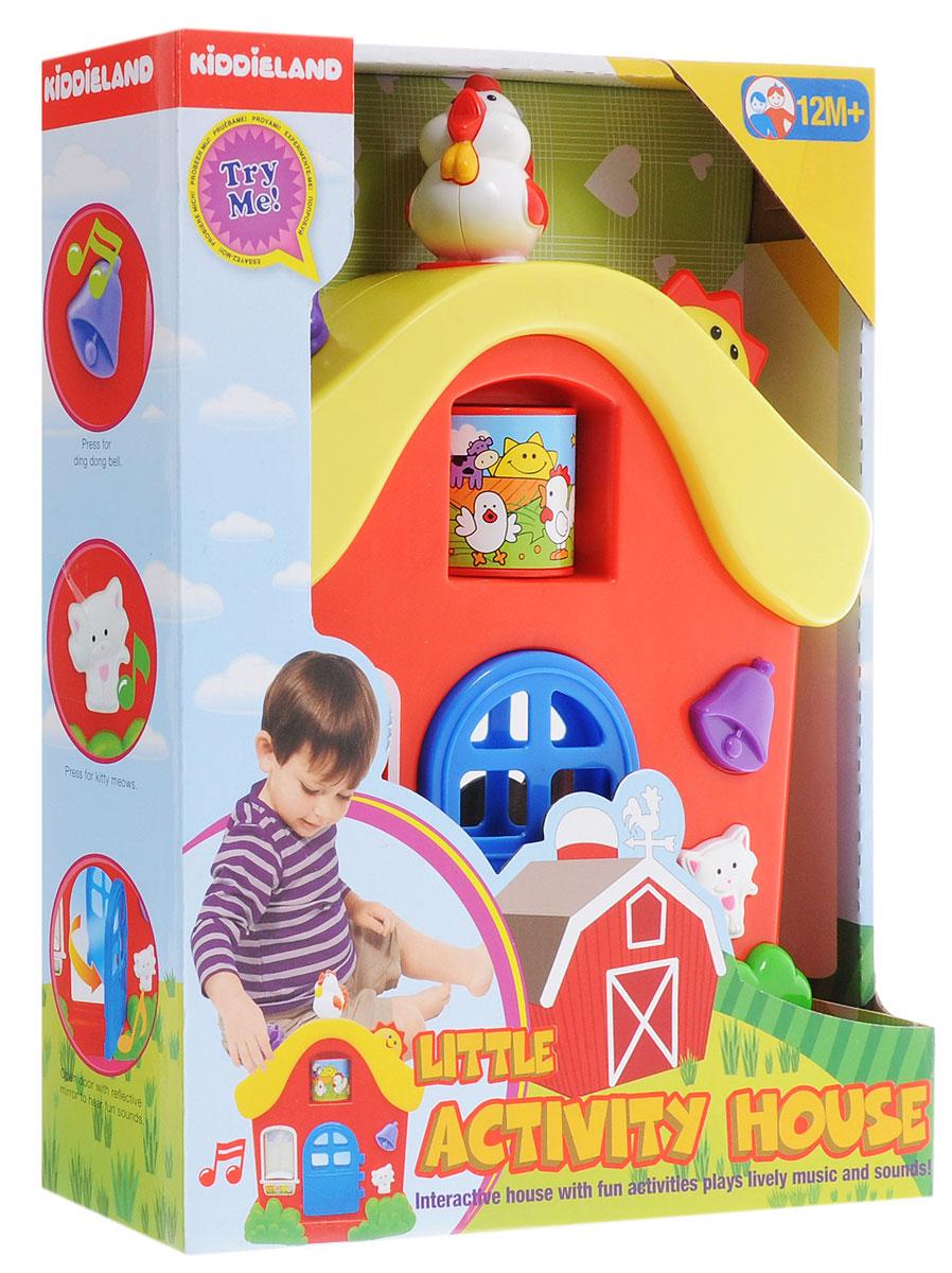 Kiddieland Развивающая игрушка Домик