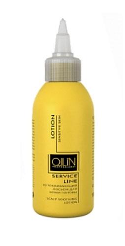 Ollin Успокаивающий лосьон для кожи головы Service Line Scalp Soothing Lotion 100 мл725447Лосьон защищает и смягчает кожу головы во время окрашивания или осветления. Защищает чувствительную и раздраженную кожу головы, оставляя приятные ощущения. Его мгновенное противовоспалительное действие заметно уменьшает покраснение кожи головы, зуд и раздражение.
