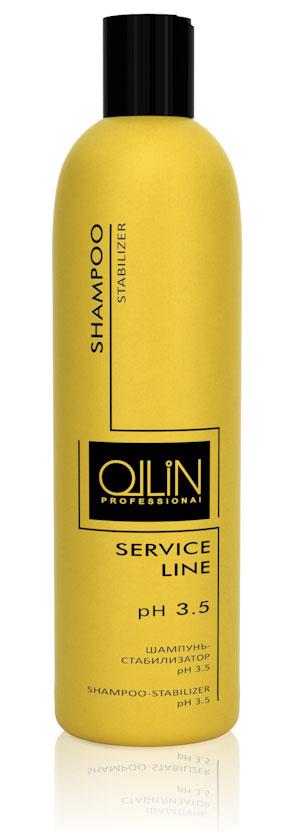 Ollin Шампунь-стабилизатор рН 3.5 Service Line Shampoo-Stabilizer Ph 3.5 250 мл722415Шампунь-стабилизатор рН 3.5 Ollin Service Line Shampoo-Stabilizer Ph 3.5 с ухаживающей формулой, содержащий фруктовые кислоты, для волос подвергшиеся активному воздействию (окрашивание, обесцвечивание, выпрямление, химическая завивка).Обеспечивает деликатное очищение кожи головы и волос. Шампунь нормализует рН кожи и волос после процедуры окрашивания, осветления, химической завивки. Выглаживает чешуйки волоса и стабилизирует цветовую молекулу.