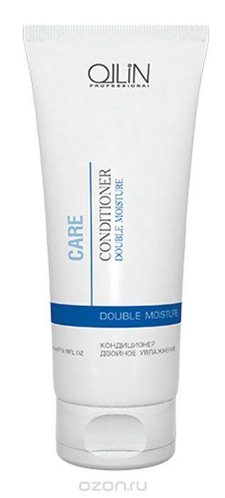 Ollin Кондиционер двойное увлажнение Care Double Moisture Conditioner 200 мл (Ollin Professional)