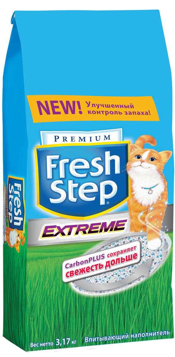 """Наполнитель для кошачьего туалета Clorox """"Fresh Step Clay"""", впитывающий, 3,17 кг 008/018199"""