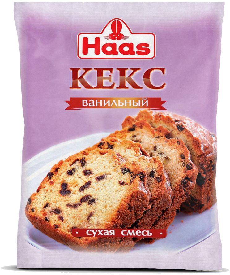 Haas смесь для кексов, 300 г