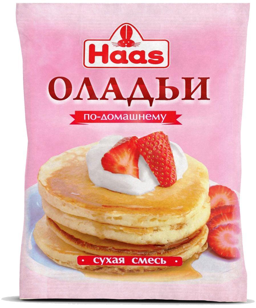 Haas смесь для оладьев, 250 г