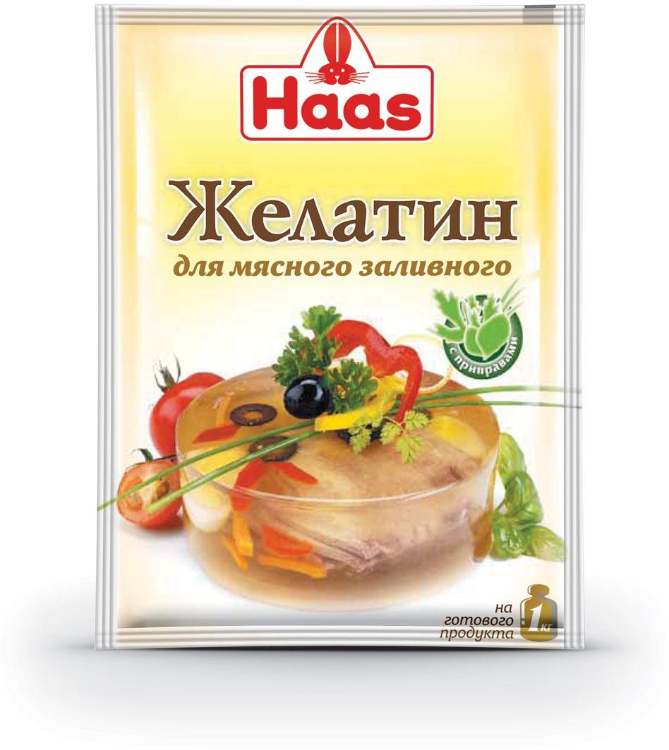 Желатин с приправами обеспечивает блюду: сбалансированный вкус, простоту в приготовлении.