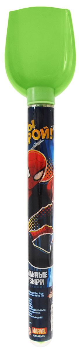 Marvel Мыльные пузыри Ты герой! цвет зеленый 1164025_зеленая лопатка