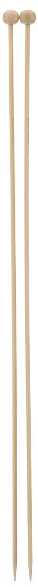 Спицы Addi, бамбуковые, прямые, диаметр 3 мм, длина 35 см, 2 шт500-7/3-035Спицы для вязания Addi изготовлены из бамбука. Поверхность спицы обрабатывается специальным, высокотехнологичным японским воском, который закрывает поры бамбука и делает поверхность абсолютно гладкой. Спицы прочные, легкие, гладкие, удобные в использовании. Ограничители препятствуют соскальзыванию петель. Прямые спицы используются при плоском вязании отдельных деталей, которые впоследствии будут сшиты в цельное изделие. Спицы Addi идеальны для людей с аллергией на металл и их едва слышно при вязании. Вы сможете вязать для себя и делать подарки друзьям. Рукоделие всегда считалось изысканным, благородным делом. Работа, сделанная своими руками, долго будет радовать вас и ваших близких.