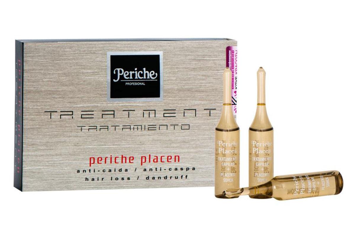Periche Personal Капиллярный комплекс на основе плаценты Placen 100 мл3258Periche Personal Капиллярный комплекс на основе плаценты Placen ШОКОВАЯ ТЕРАПИЯ ДЛЯ ВАШИХ ВОЛОС. Разработан на основе плаценты телёнка (2%) и очищенных экстрактов витаминов. Имеет в своем составе плаценту, аминокислоты, растительные экстракты и восстанавливающие питательные вещества.
