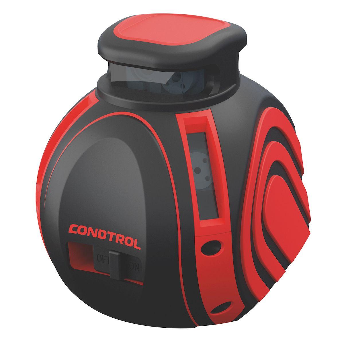 Лазерный нивелир Condtrol Unix360 Pro1-2-108Функция 360 градусов. Угол 90 градусов. Работа с детектором.