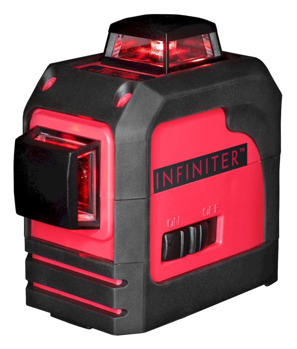 Лазерный нивелир Infiniter CL 360-21-2-066Функция 360 градусов. Горизонтально и вертикально.