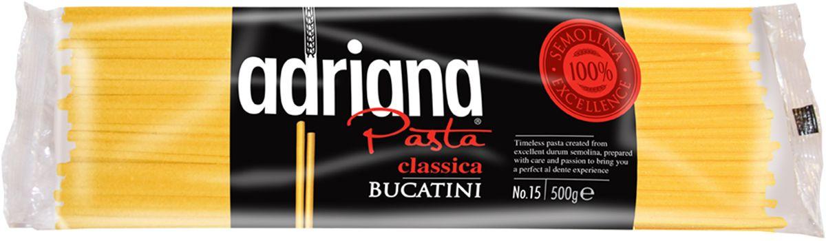 Adriana Pasta Bucatini спагетти с дырочкой. 500 г