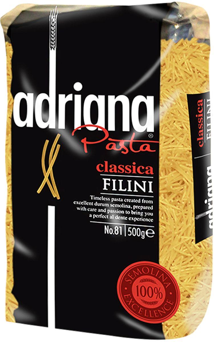 Adriana Pasta Filini вермишель, 500 г