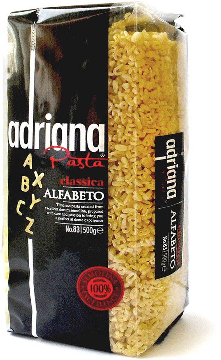 Adriana Pasta Alfabeto алфавит, 500 г