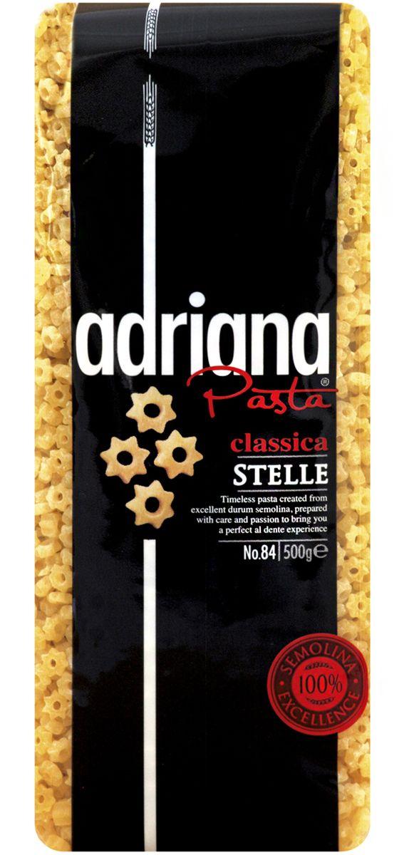 Adriana Pasta Stelle звездочки, 500 г
