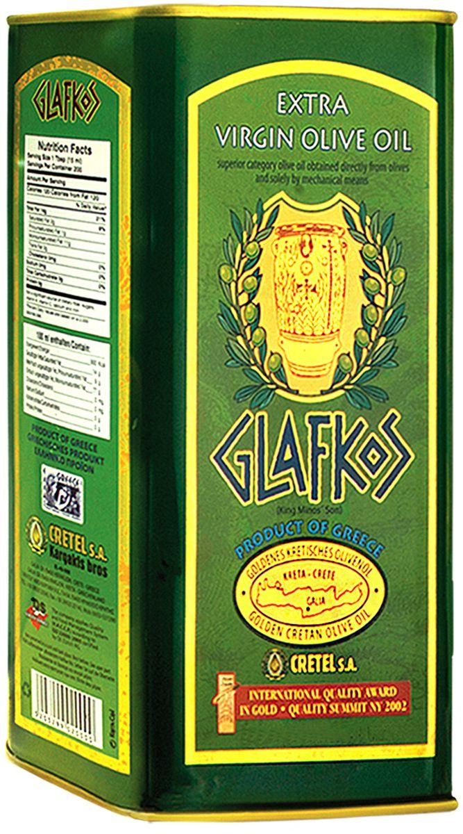 Glafkos Extra Virgin масло оливковое экстра класса, 5 л