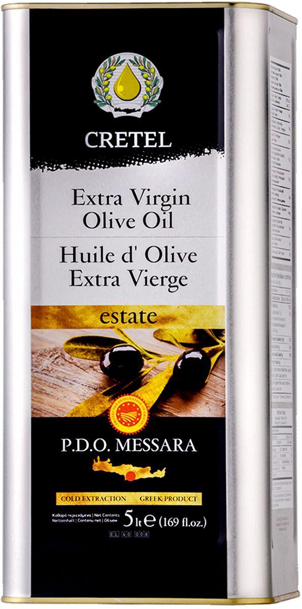 Cretel Extra Virgin масло оливковое P.D.O. Messara, 5 л