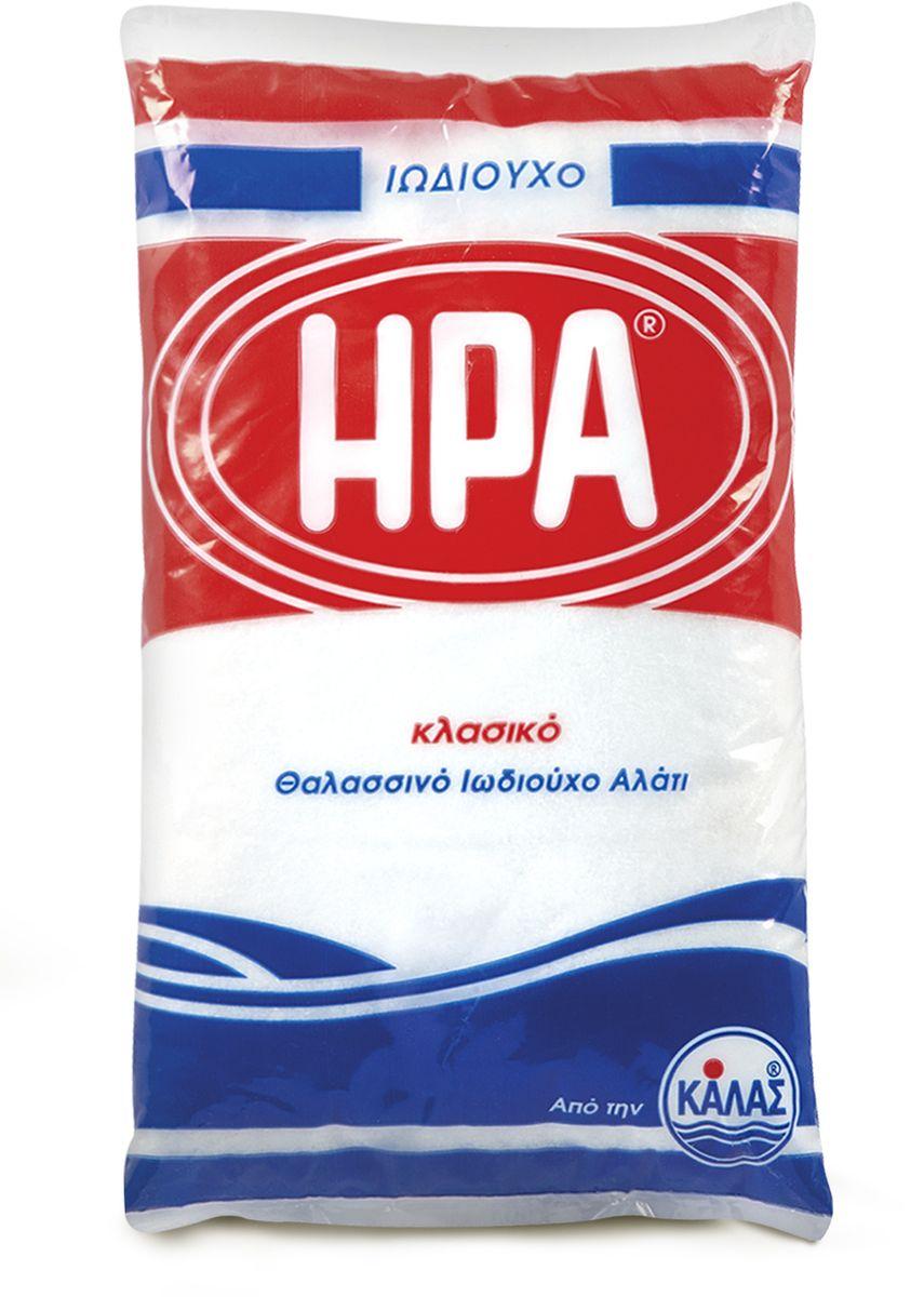 Kalas Hera соль морская мелкая йодированная, 1 кг19002Соль - важный элемент питания для человека, животных и растений. Это продукт, без которого не может обойтись ни один человек. Так или иначе, мы все используем соль, когда готовим или когда кушаем. Это тот продукт, которым мы ежедневно заправляем наши блюда, эта приправа всегда будет присутствовать на обеденном столе. Несмотря на то, что она не имеет никакой питательной ценности, она необходима, потому как оказывает разностороннее влияние на организм, можно сказать - это неотъемлемый элемент всех процессов жизнедеятельности человека. Пищевая соль содержит всего 2 микроэлемента - натрий и хлор. Но организм нуждается в гораздо большем количестве полезных веществ, их действительно можно получить, если заменить обычную соль на морскую. Польза морской соли заключается в ее исключительно богатом натуральном составе, так как в ней сохраняются почти все натуральные минеральные компоненты (около шестидесяти), которые содержатся в морской воде. Все эти вещества участвуют в процессах...