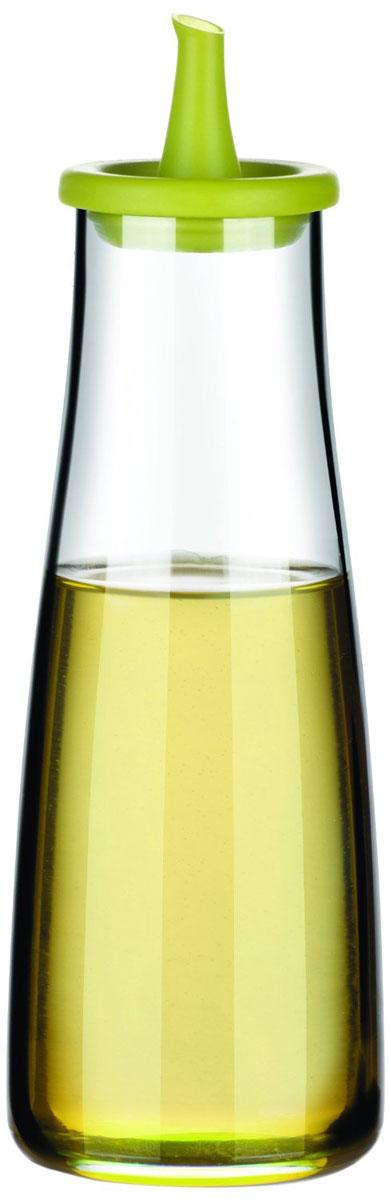 Емкость для масла Tescoma Vitamino, 250 мл642772Емкость Tescoma Vitamino отлично подходит для добавки масла в блюда во время приготовления и сервировки. Изделие изготовлено из высококачественного боросиликатного стекла, воронка - из силикона, а крышка - из прочной пластмассы. Высота емкости: 20 см. Можно мыть в посудомоечной машине.