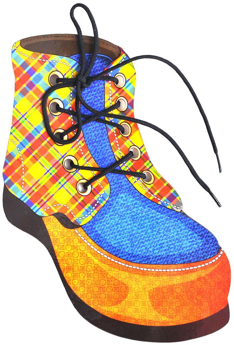 Фабрика Мастер игрушек ШнуровкаIG0015Обучающая игрушка выполнена в виде ботинка со шнурком. Игрушка станет отличным пособием для Вашего ребенка и поможет научиться самостоятельно завязывать шнурки