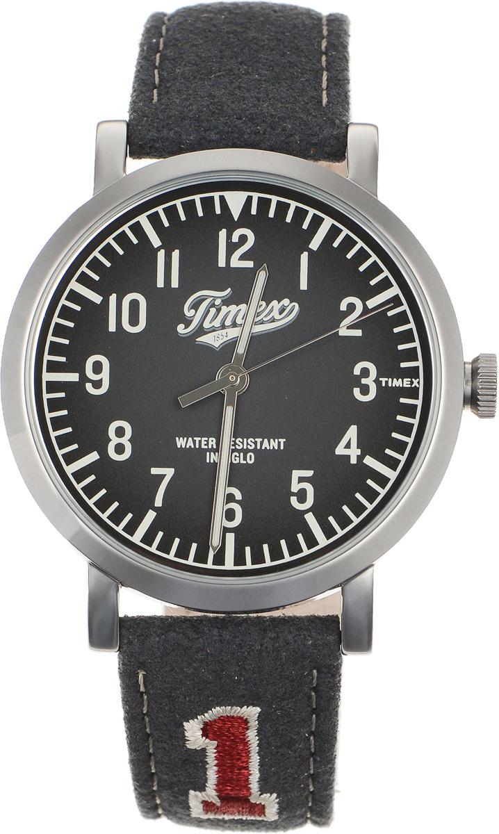 Часы наручные мужские Timex Originals, цвет: темно-серый. TW2P92500TW2P92500Стильные мужские часы Timex Originals - это модный и практичный аксессуар, который не только выгодно дополнит ваш образ, но и будет незаменим для каждого современного мужчины, ценящего свое время. Корпус выполнен из нержавеющей стали. Циферблат оснащен запатентованной электролюминесцентной подсветкой Indiglo и оформлен логотипом бренда. Корпус изделия имеет степень влагозащиты 3 Bar, оснащен кварцевым механизмом и дополнен устойчивым к царапинам минеральным стеклом. Прочный и устойчивый к выцветанию ремешок имеет покрытие из натуральной кожи и дополнен пряжкой, которая позволяет с легкостью снимать и надевать изделие. Часы поставляются в фирменной упаковке. Часы Timex подчеркнут ваш неповторимый стиль и дополнят любой наряд.