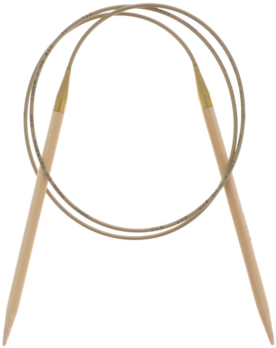 Спицы Addi, бамбуковые, круговые, диаметр 6 мм, длина 100 см555-7/6-100Спицы для вязания Addi, изготовленные из высококачественного бамбука, имеют закругленные кончики и скреплены гибким нейлоновым шнуром, позволяющим мягко скользить спицам между петлями. Бамбуковые спицы идеально подходят для людей с аллергией на металлы. Поверхность спицы обрабатывается специальным, высокотехнологичным японским воском, который закрывает поры бамбука и делает поверхность абсолютно гладкой. Изделие прочное и легкое, руки абсолютно не устают при вязании. Вы сможете вязать для себя, делать подарки друзьям. Работа, сделанная своими руками, долго будет радовать вас и ваших близких.