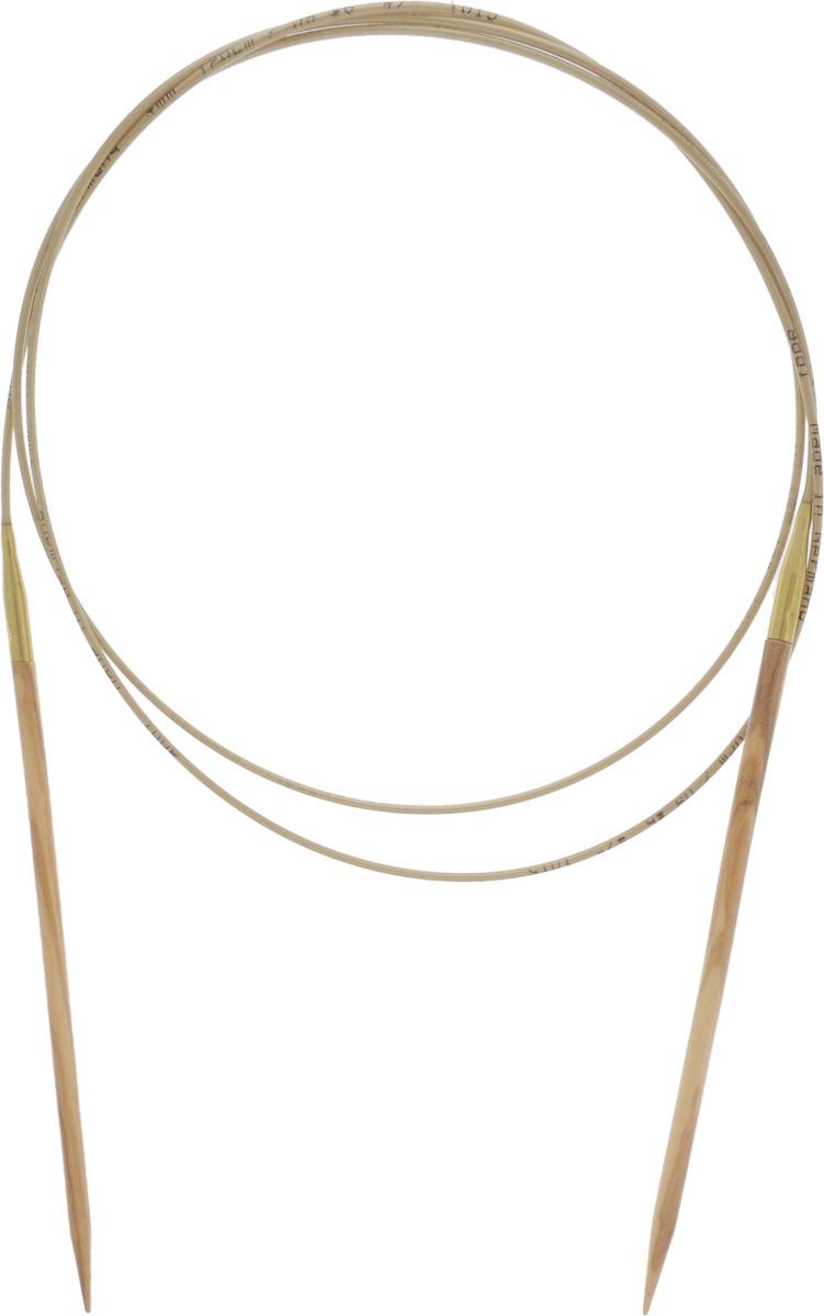 Спицы Addi, из оливкового дерева, круговые, диаметр 4,0 мм, длина 120 см575-7/4-120Спицы Addi изготовлены из оливкового дерева и скреплены гибким нейлоновым шнуром. Каждая спица из оливкового дерева уникальна своим рисунком. Изделия обработаны натуральным воском, что делает их особенно гладкими и приятными в работе. Помимо мягкости и удобства при работе эти спицы являются элементами роскоши. Вы сможете вязать для себя, делать подарки друзьям. Работа, сделанная своими руками, долго будет радовать вас и ваших близких.