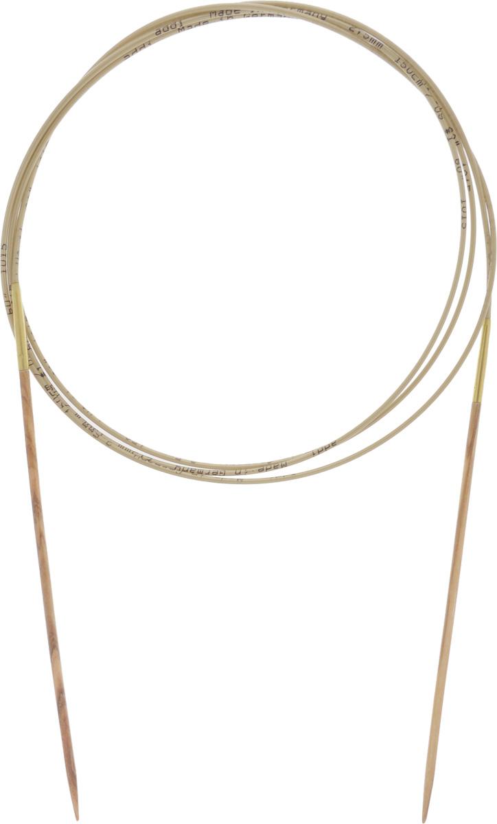 Спицы Addi, из оливкового дерева, круговые, диаметр 2,5 мм, длина 150 см575-7/2.5-150Спицы Addi изготовлены из оливкового дерева и скреплены гибким нейлоновым шнуром. Каждая спица из оливкового дерева уникальна своим рисунком. Изделия обработаны натуральным воском, что делает их особенно гладкими и приятными в работе. Помимо мягкости и удобства при работе эти спицы являются элементами роскоши. Вы сможете вязать для себя, делать подарки друзьям. Работа, сделанная своими руками, долго будет радовать вас и ваших близких.