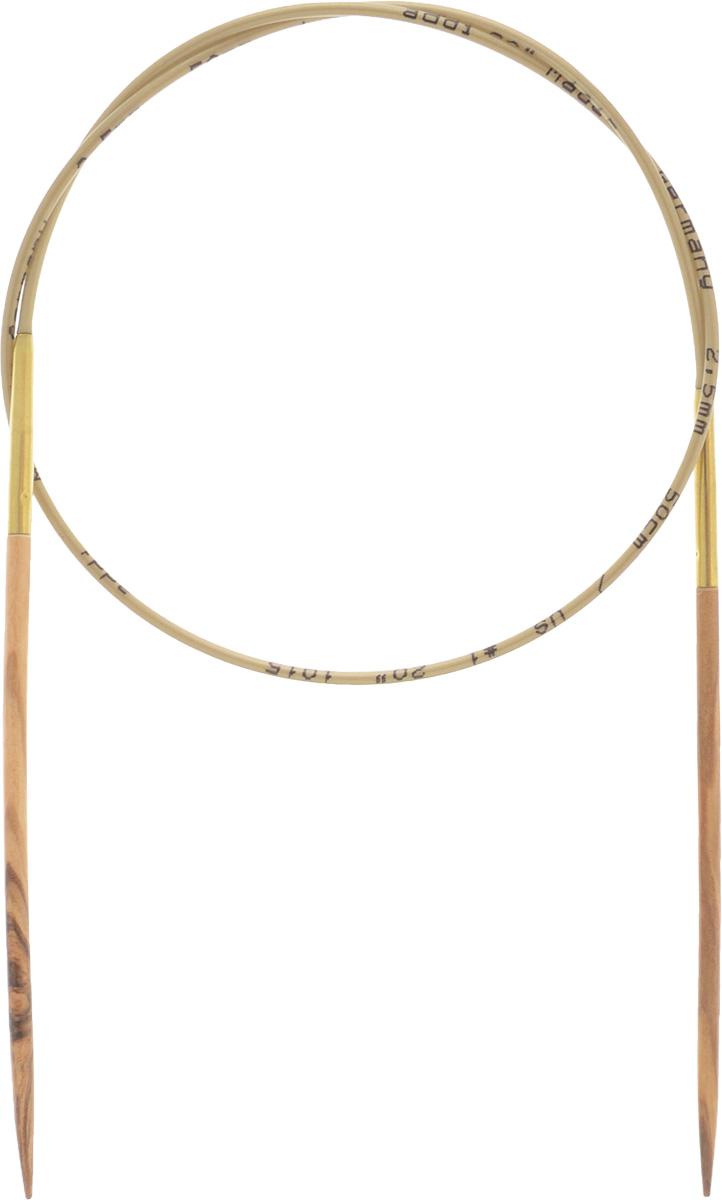 Спицы Addi, из оливкового дерева, круговые, диаметр 2,5 мм, длина 50 см575-7/2.5-50Спицы Addi изготовлены из оливкового дерева и скреплены гибким нейлоновым шнуром. Каждая спица из оливкового дерева уникальна своим рисунком. Изделия обработаны натуральным воском, что делает их особенно гладкими и приятными в работе. Помимо мягкости и удобства при работе эти спицы являются элементами роскоши. Вы сможете вязать для себя, делать подарки друзьям. Работа, сделанная своими руками, долго будет радовать вас и ваших близких.