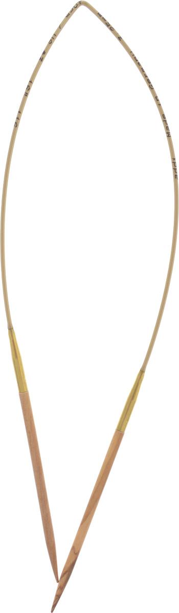 Спицы Addi, из оливкового дерева, круговые, диаметр 3,25 мм, длина 40 см575-7/3.25-40Спицы Addi изготовлены из оливкового дерева и скреплены гибким нейлоновым шнуром. Каждая спица из оливкового дерева уникальна своим рисунком. Изделия обработаны натуральным воском, что делает их особенно гладкими и приятными в работе. Помимо мягкости и удобства при работе эти спицы являются элементами роскоши. Вы сможете вязать для себя, делать подарки друзьям. Работа, сделанная своими руками, долго будет радовать вас и ваших близких.