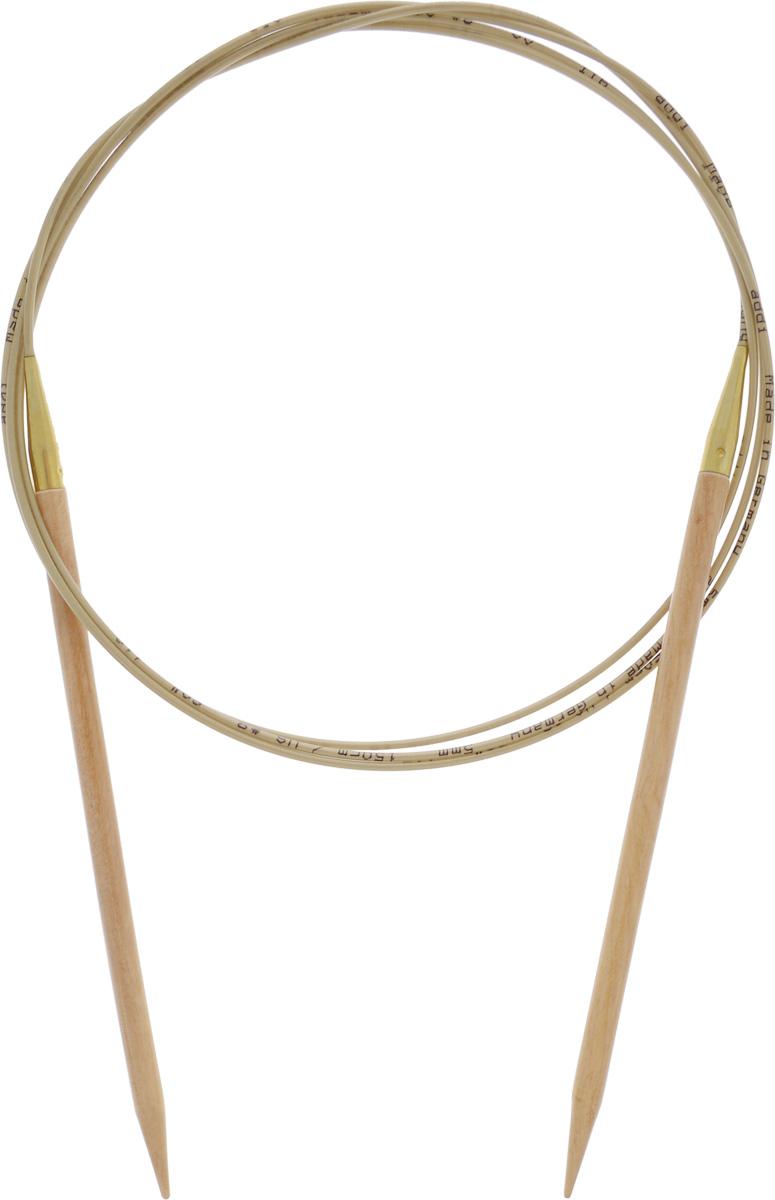 Спицы Addi, из оливкового дерева, круговые, диаметр 5,0 мм, длина 150 см575-7/5-150Спицы Addi изготовлены из оливкового дерева и скреплены гибким нейлоновым шнуром. Каждая спица из оливкового дерева уникальна своим рисунком. Изделия обработаны натуральным воском, что делает их особенно гладкими и приятными в работе. Помимо мягкости и удобства при работе эти спицы являются элементами роскоши. Вы сможете вязать для себя, делать подарки друзьям. Работа, сделанная своими руками, долго будет радовать вас и ваших близких.
