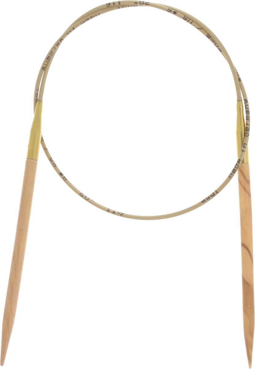 Спицы Addi, из оливкового дерева, круговые, диаметр 4,0 мм, длина 50 см575-7/4-50Спицы Addi изготовлены из оливкового дерева и скреплены гибким нейлоновым шнуром. Каждая спица из оливкового дерева уникальна своим рисунком. Изделия обработаны натуральным воском, что делает их особенно гладкими и приятными в работе. Помимо мягкости и удобства при работе эти спицы являются элементами роскоши. Вы сможете вязать для себя, делать подарки друзьям. Работа, сделанная своими руками, долго будет радовать вас и ваших близких.