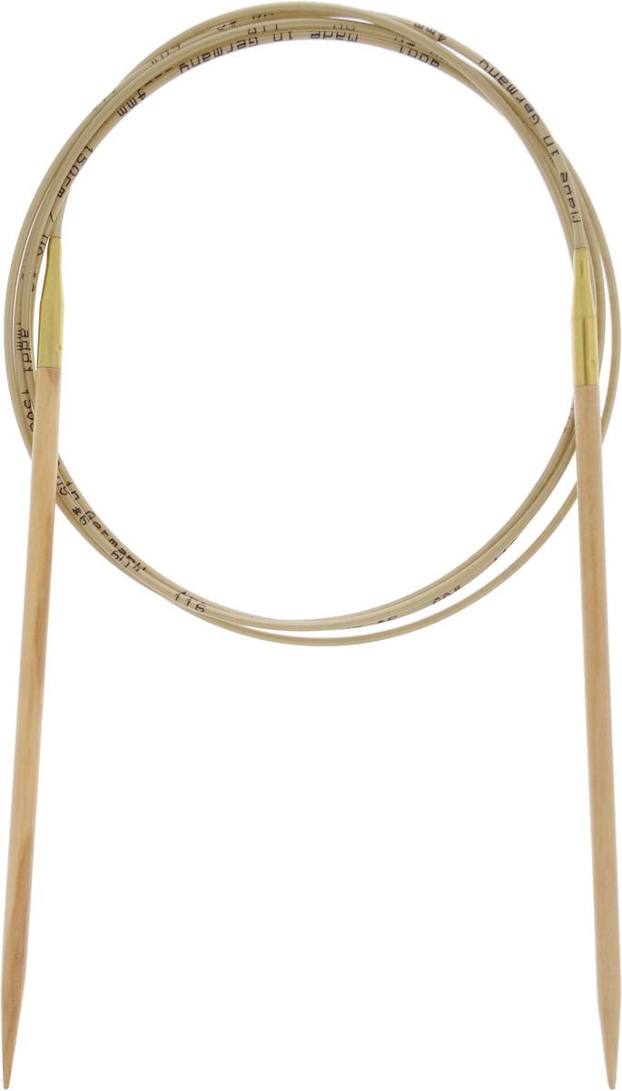 Спицы Addi, из оливкового дерева, круговые, диаметр 4,0 мм, длина 150 см575-7/4-150Спицы Addi изготовлены из оливкового дерева и скреплены гибким нейлоновым шнуром. Каждая спица из оливкового дерева уникальна своим рисунком. Изделия обработаны натуральным воском, что делает их особенно гладкими и приятными в работе. Помимо мягкости и удобства при работе эти спицы являются элементами роскоши. Вы сможете вязать для себя, делать подарки друзьям. Работа, сделанная своими руками, долго будет радовать вас и ваших близких.