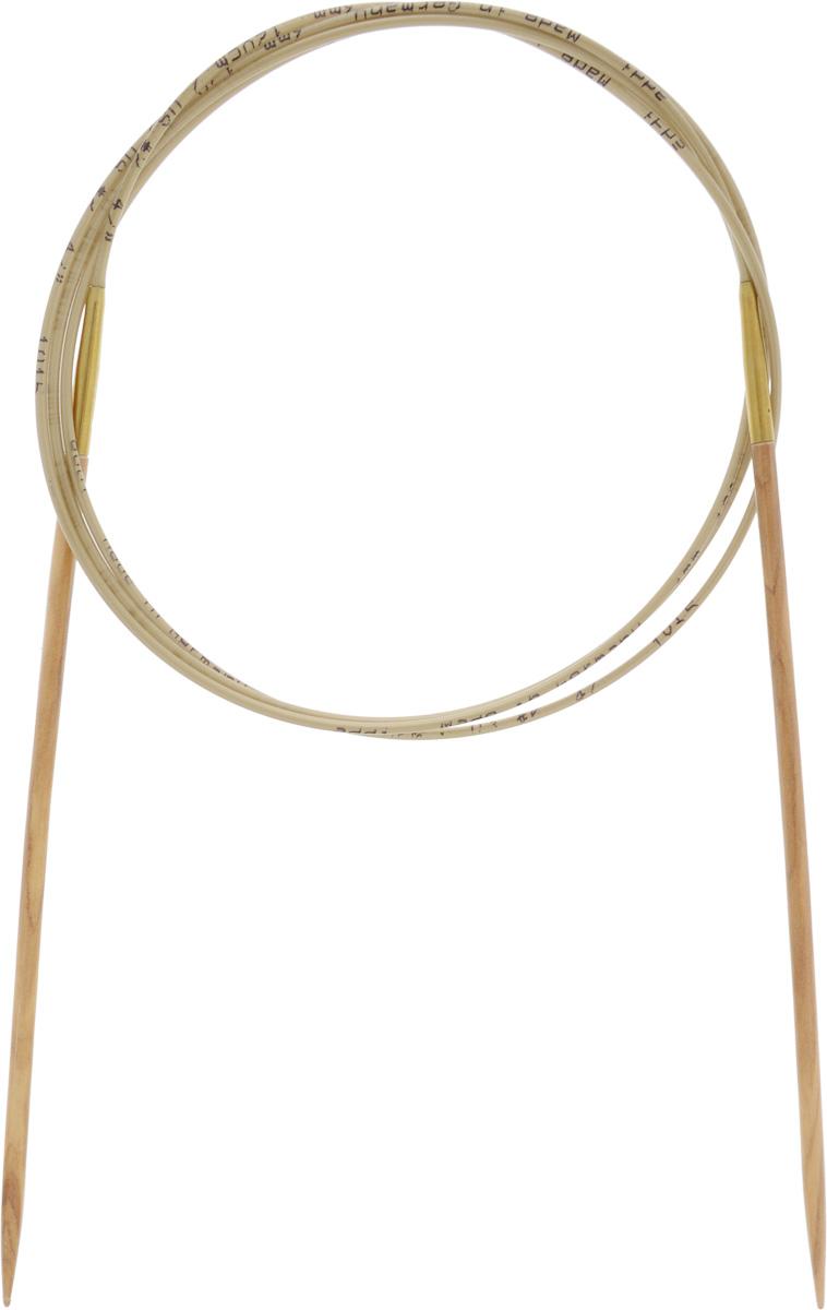 Спицы Addi, из оливкового дерева, круговые, диаметр 3,0 мм, длина 120 см575-7/3-120Спицы Addi изготовлены из оливкового дерева и скреплены гибким нейлоновым шнуром. Каждая спица из оливкового дерева уникальна своим рисунком. Изделия обработаны натуральным воском, что делает их особенно гладкими и приятными в работе. Помимо мягкости и удобства при работе эти спицы являются элементами роскоши. Вы сможете вязать для себя, делать подарки друзьям. Работа, сделанная своими руками, долго будет радовать вас и ваших близких.