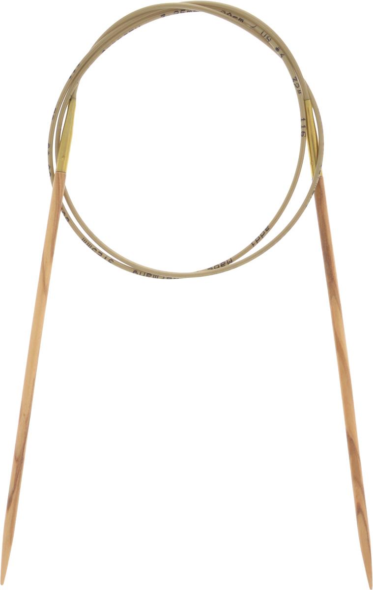 Спицы Addi, из оливкового дерева, круговые, диаметр 3,25 мм, длина 80 см575-7/3.25-80Спицы Addi изготовлены из оливкового дерева и скреплены гибким нейлоновым шнуром. Каждая спица из оливкового дерева уникальна своим рисунком. Изделия обработаны натуральным воском, что делает их особенно гладкими и приятными в работе. Помимо мягкости и удобства при работе эти спицы являются элементами роскоши. Вы сможете вязать для себя, делать подарки друзьям. Работа, сделанная своими руками, долго будет радовать вас и ваших близких.