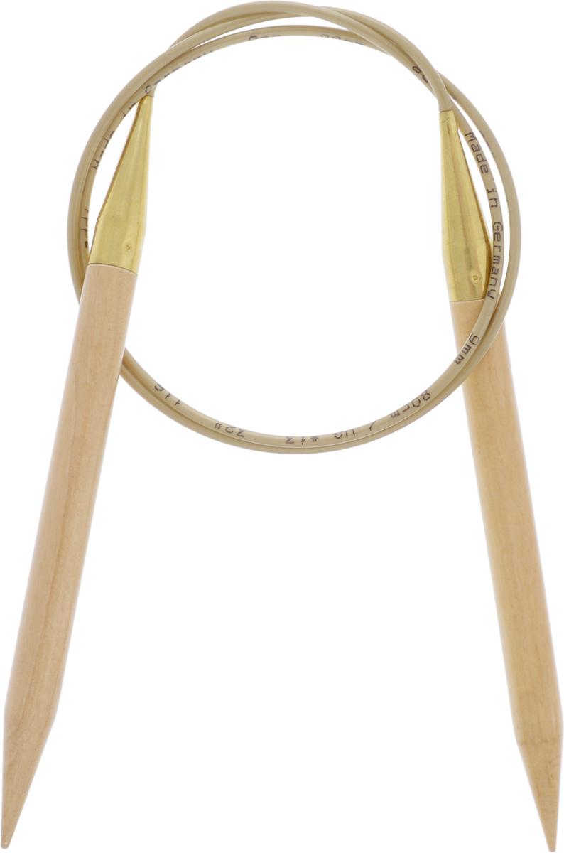 Спицы Addi, из оливкового дерева, круговые, диаметр 9,0 мм, длина 80 см575-7/9-80Спицы Addi изготовлены из оливкового дерева и скреплены гибким нейлоновым шнуром. Каждая спица из оливкового дерева уникальна своим рисунком. Изделия обработаны натуральным воском, что делает их особенно гладкими и приятными в работе. Помимо мягкости и удобства при работе эти спицы являются элементами роскоши. Вы сможете вязать для себя, делать подарки друзьям. Работа, сделанная своими руками, долго будет радовать вас и ваших близких.