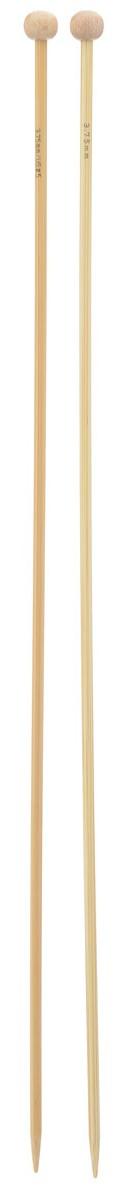 Спицы Addi, бамбуковые, прямые, диаметр 3,75 мм, длина 35 см, 2 шт500-7/3.75-035Спицы для вязания Addi изготовлены из бамбука. Поверхность спицы обрабатывается специальным, высокотехнологичным японским воском, который закрывает поры бамбука и делает поверхность абсолютно гладкой. Спицы прочные, легкие, гладкие, удобные в использовании. Ограничители препятствуют соскальзыванию петель. Прямые спицы используются при плоском вязании отдельных деталей, которые впоследствии будут сшиты в цельное изделие. Спицы Addi идеальны для людей с аллергией на металл и их едва слышно при вязании. Вы сможете вязать для себя и делать подарки друзьям. Рукоделие всегда считалось изысканным, благородным делом. Работа, сделанная своими руками, долго будет радовать вас и ваших близких.