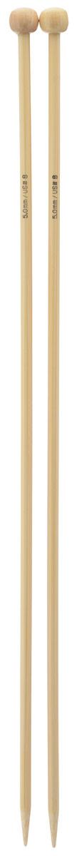 Спицы Addi, бамбуковые, прямые, диаметр 5,5 мм, длина 35 см, 2 шт500-7/5.5-035Спицы для вязания Addi изготовлены из бамбука. Поверхность спицы обрабатывается специальным, высокотехнологичным японским воском, который закрывает поры бамбука и делает поверхность абсолютно гладкой. Спицы прочные, легкие, гладкие, удобные в использовании. Ограничители препятствуют соскальзыванию петель. Прямые спицы используются при плоском вязании отдельных деталей, которые впоследствии будут сшиты в цельное изделие. Спицы Addi идеальны для людей с аллергией на металл и их едва слышно при вязании. Вы сможете вязать для себя и делать подарки друзьям. Рукоделие всегда считалось изысканным, благородным делом. Работа, сделанная своими руками, долго будет радовать вас и ваших близких.