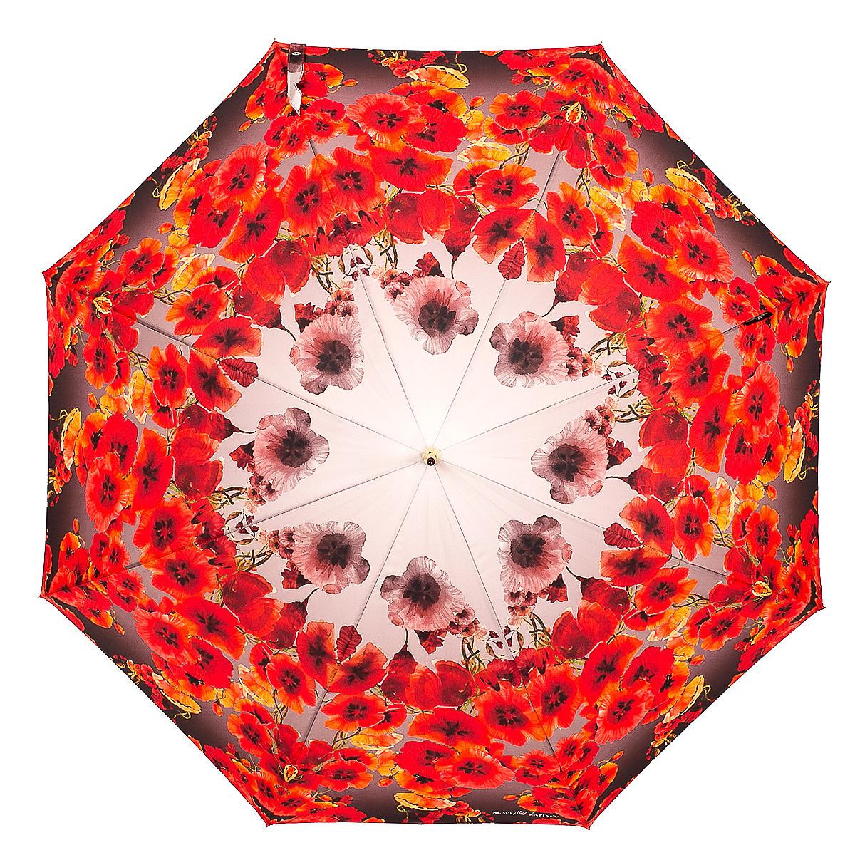Зонт Slava Zaitsev 045045 auto SZДизайнерский женский зонт от Славы Зайцева