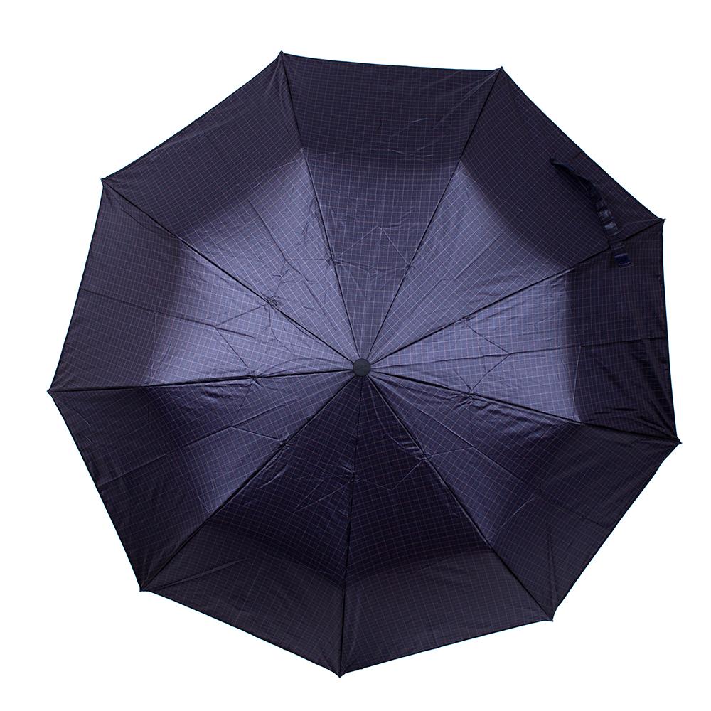 Зонт Sponsa, клетка, цвет: темно-синий6415Зонт мужской выполнен из высококачественных материалов и сплавов. Классическая и стильная модель, станет великолепным аксессуаром и защитит своего хозяина от непогоды.