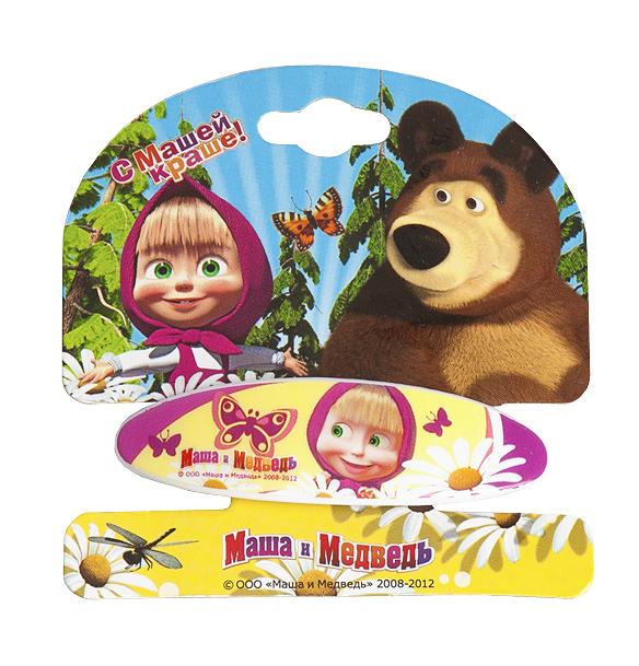 Маша и медведь Заколка-автомат Ромашки ( 331039 )