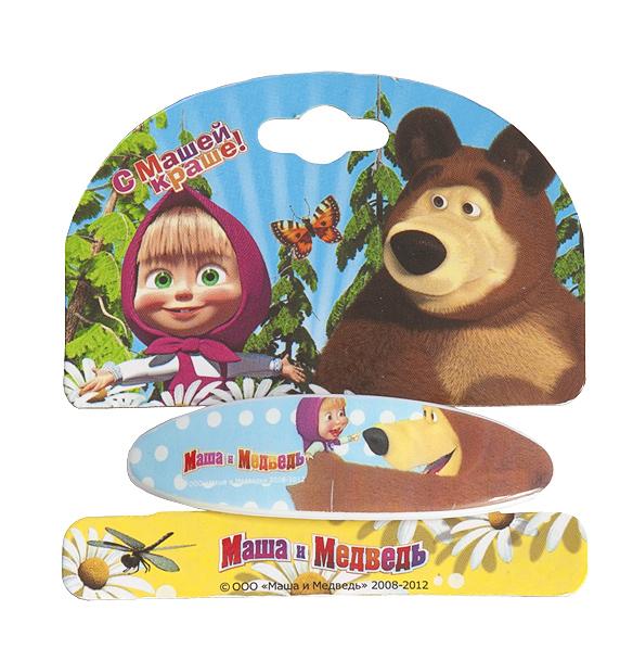 Маша и медведь Заколка-автомат Дружба331040