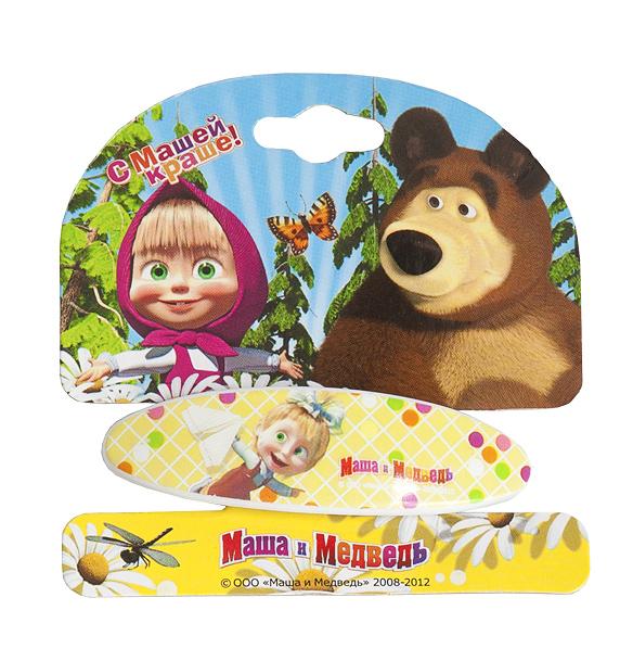 Маша и медведь Заколка-автомат Самолетик ( 331041 )