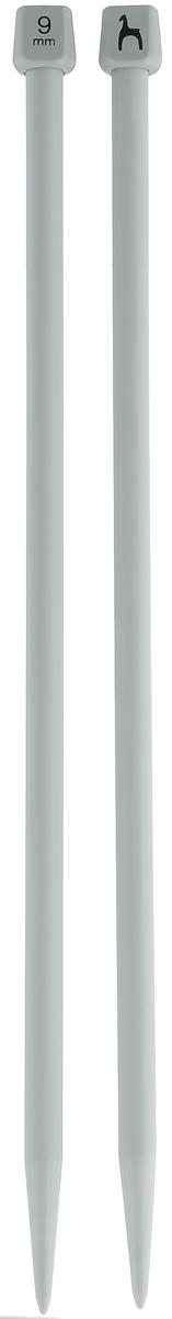Спицы Pony, прямые, диаметр 9 мм, длина 30 см, 2 шт32268Легкие и прочные спицы Pony, изготовленные из пластика, предназначены для вязания широких деталей изделия, например, спинки, переда, рукавов. Ограничители препятствуют соскальзыванию петель. Спицы из пластика подходят людям с аллергией на металлы. Вы сможете вязать для себя и делать подарки друзьям. Рукоделие всегда считалось изысканным, благородным делом. Работа, сделанная своими руками, долго будет радовать вас и ваших близких.
