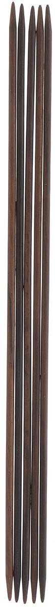 Спицы чулочные Pony, из розового дерева, прямые, диаметр 2 мм, длина 15 см, 5 шт36901-02Спицы для вязания Pony, изготовленные из розового дерева, не имеют ограничителей и предназначены для вязания бейки горловины, чулок, шапочек, варежек и носков. Они прочные, легкие, гладкие и удобные в использовании. Кончики спиц закругленные. Вы сможете вязать для себя и делать подарки друзьям. Рукоделие всегда считалось изысканным, благородным делом. Работа, сделанная своими руками, долго будет радовать вас и ваших близких.