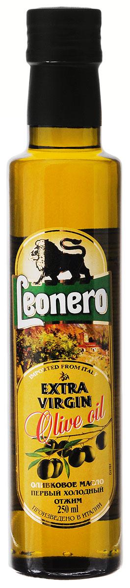 Leonero Extra Virgin оливковое масло, 250 г гзж005р