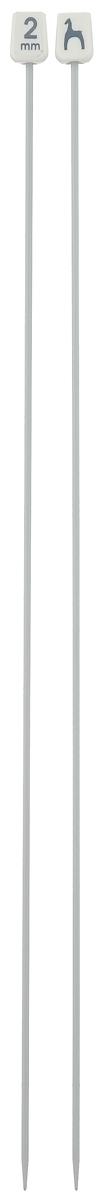 Крючок для вязания Pony, тунисский, диаметр 2,0 мм, длина 30 см43201Крючок Pony, выполненный из высококачественного алюминия, предназначен для вязания в тунисской (афганской) технике. Крючок длиннее обычного, на конце у него имеется пластиковый шарик, который удерживает петли и не даёт им спуститься. Благодаря этой технике получаются очень красивые по текстуре вещи, плотные и в то же время мягкие. Расход пряжи при таком вязании уменьшается примерно на 20 %. Вы сможете вязать для себя и делать подарки друзьям. Рукоделие всегда считалось изысканным, благородным делом. Работа, сделанная своими руками, долго будет радовать вас и ваших близких.